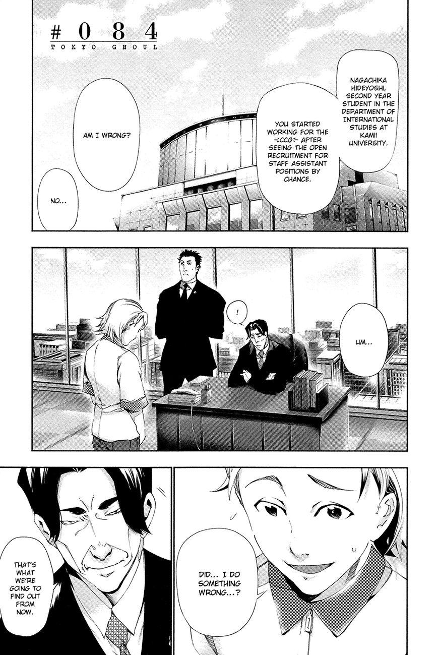 Toukyou Kushu 84 Page 2