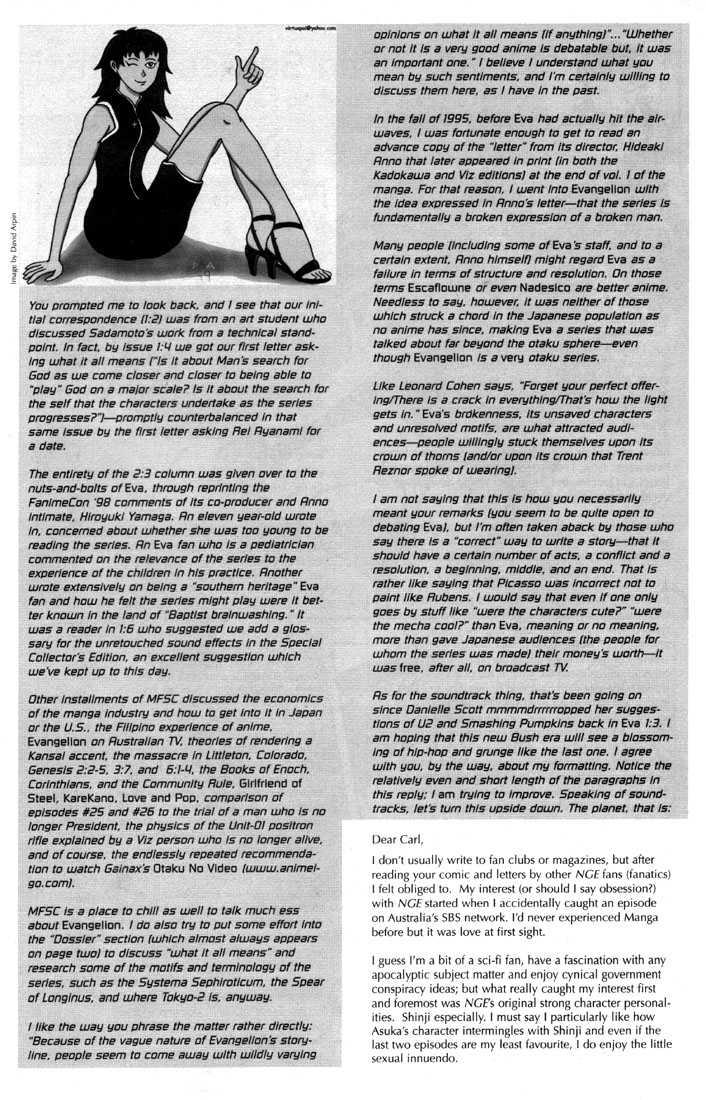 Neon Genesis Evangelion 31 Page 3