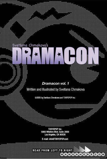 Dramacon 3 Page 1
