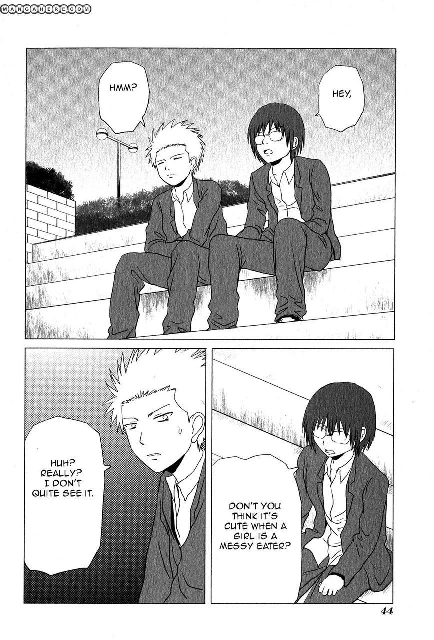 Danshi Koukousei no Nichijou 87 Page 3
