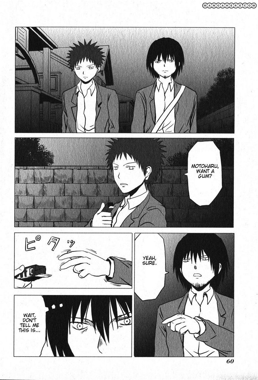 Danshi Koukousei no Nichijou 89 Page 2