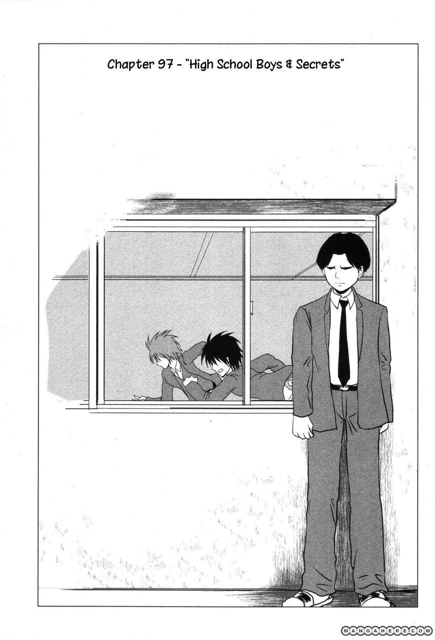 Danshi Koukousei no Nichijou 97 Page 2