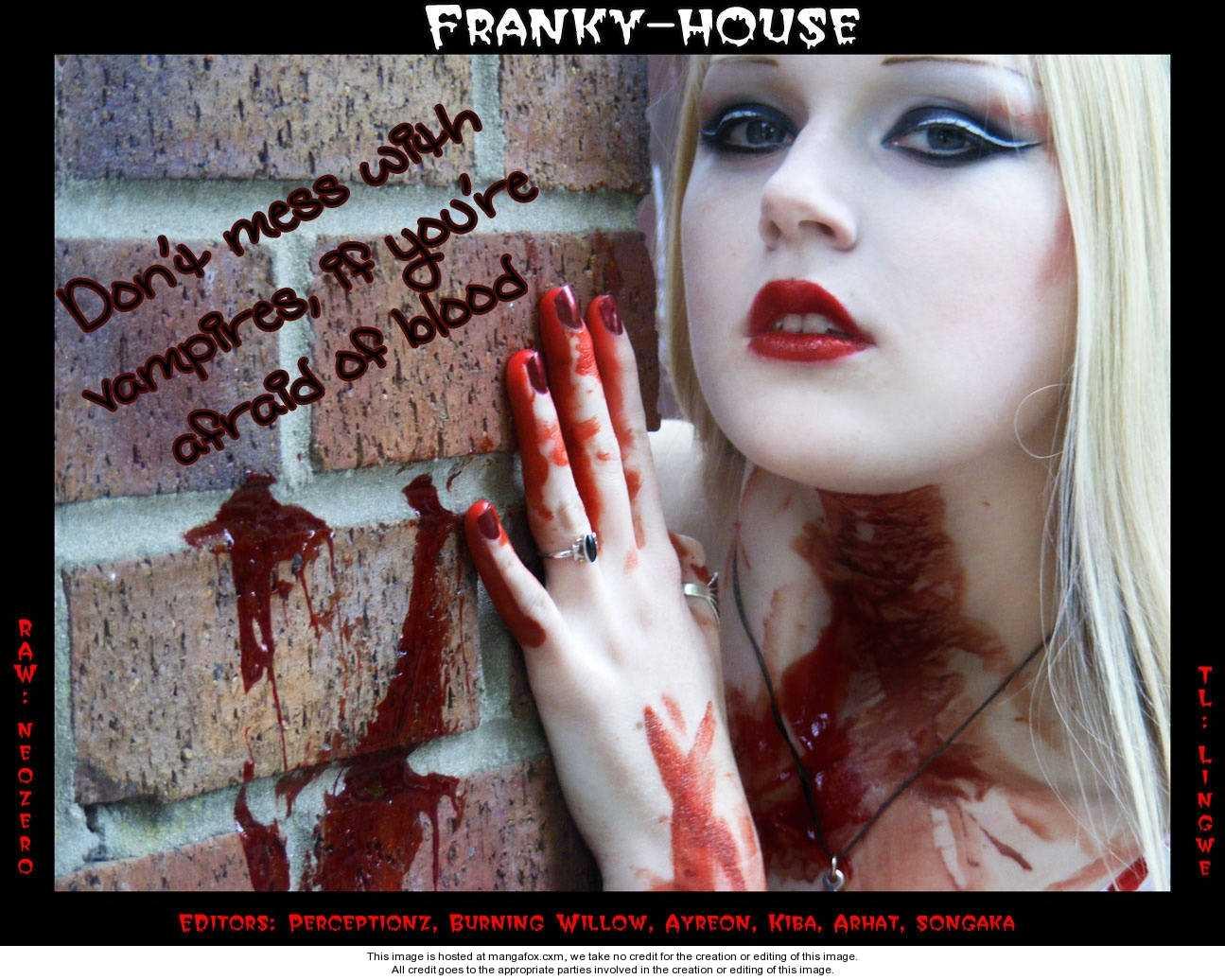 Rosario+Vampire Season II 22 Page 1