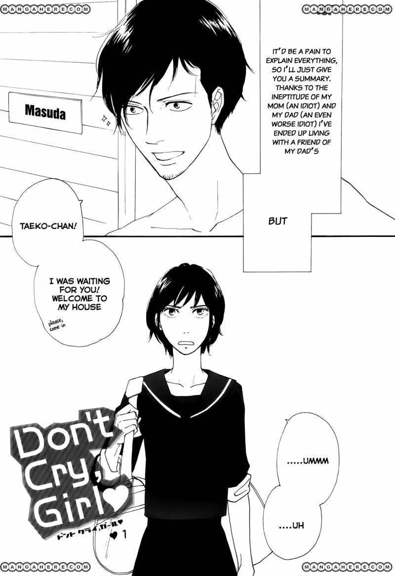 Dont Cry Girl 1 Page 1