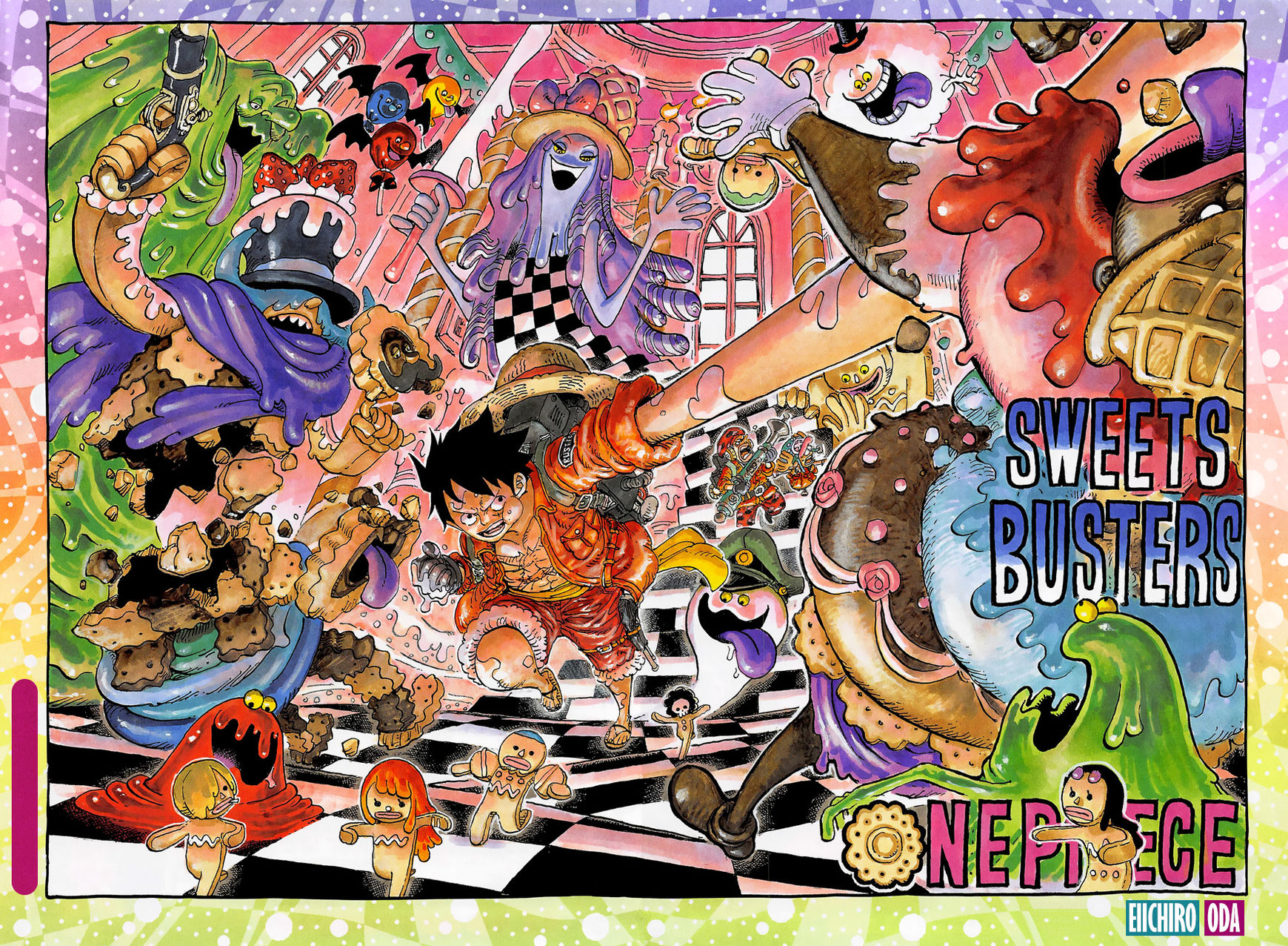 One Piece 902 Page 2