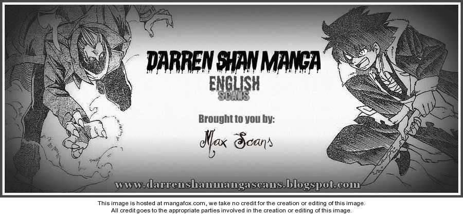 Darren Shan 57 Page 1