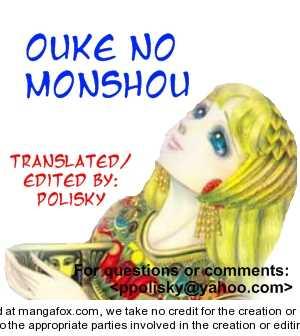 Ouke no Monshou 66 Page 1