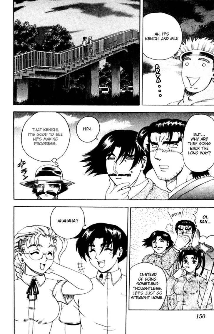 Historys Strongest Disciple Kenichi 61 Page 3