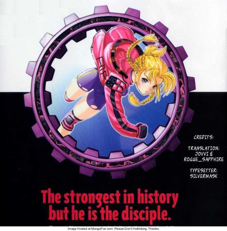 Historys Strongest Disciple Kenichi 167 Page 1