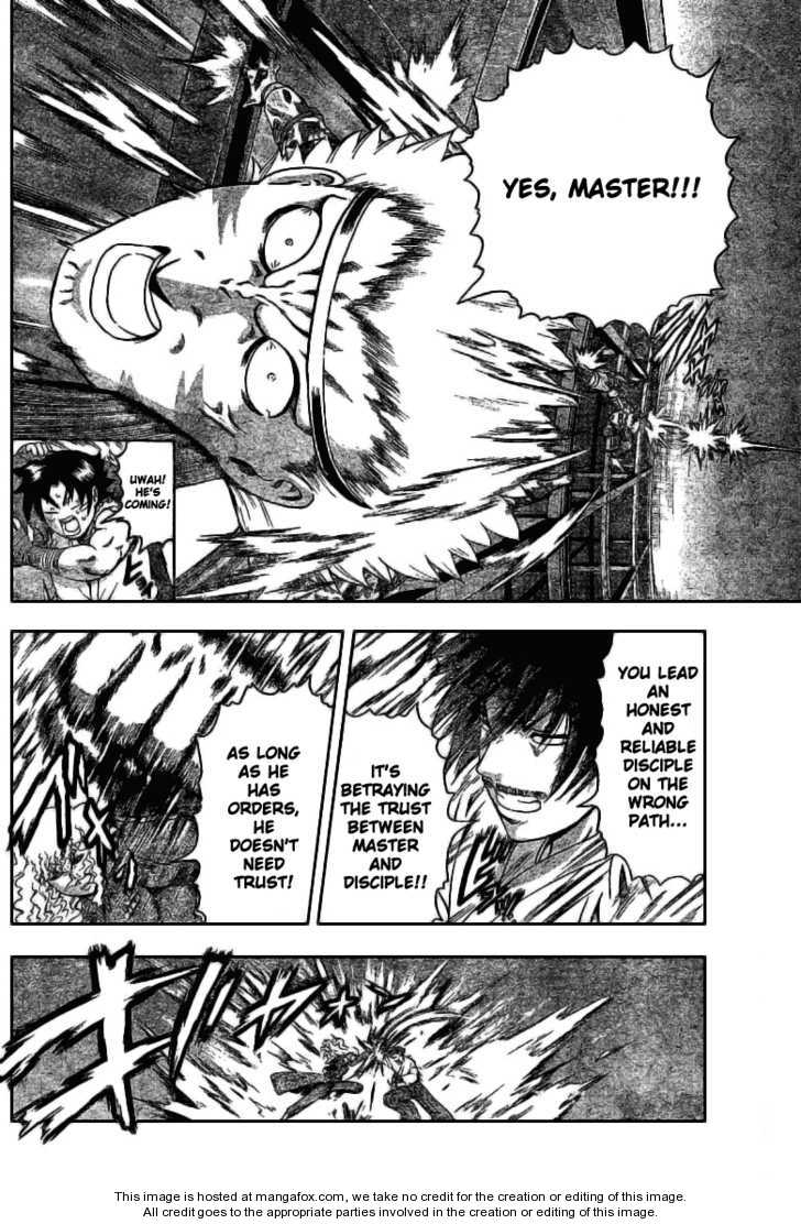 Historys Strongest Disciple Kenichi 276 Page 2