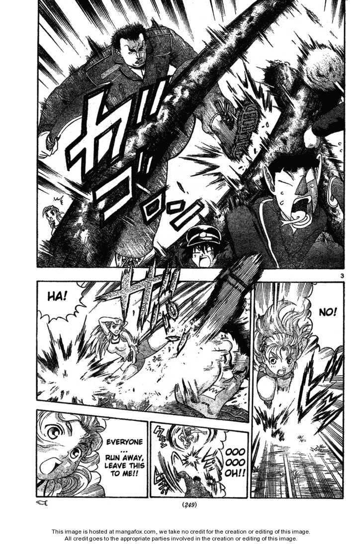 Historys Strongest Disciple Kenichi 296 Page 3