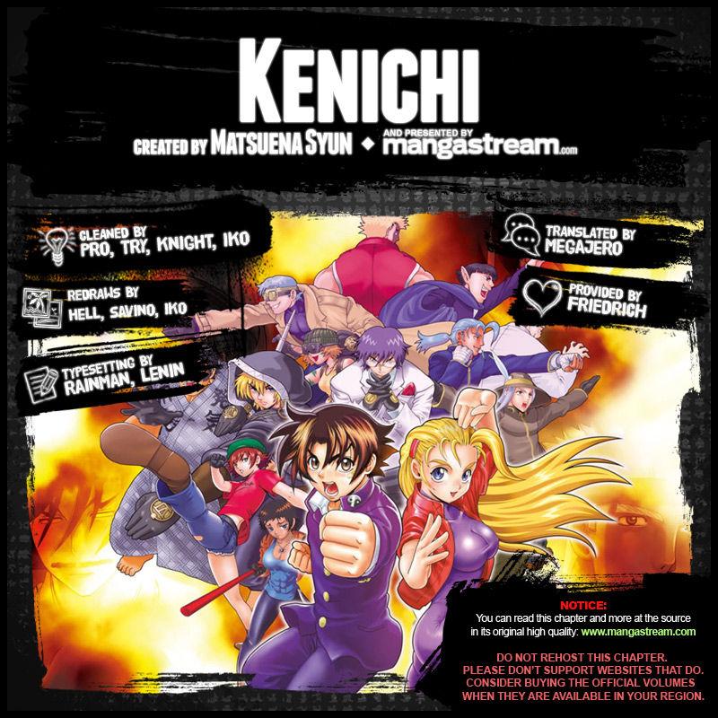 Historys Strongest Disciple Kenichi 539 Page 2