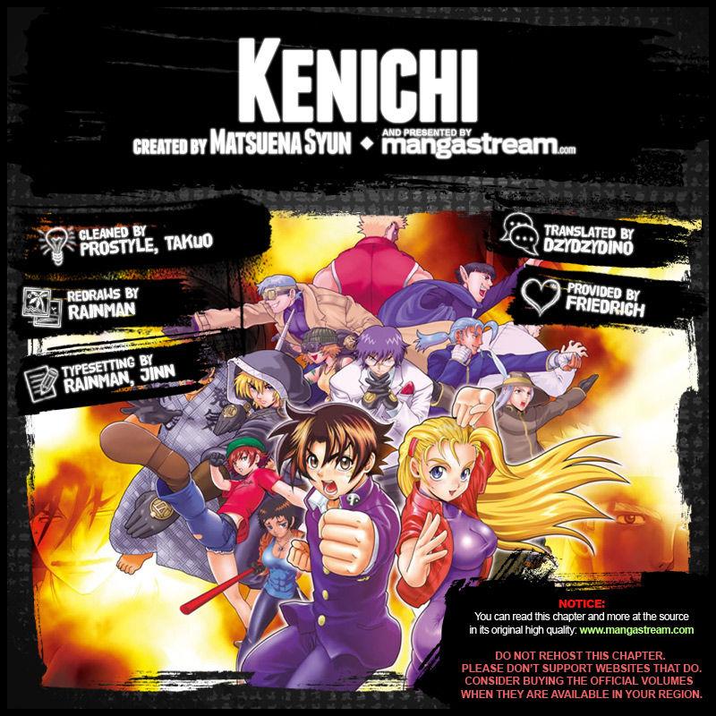 Historys Strongest Disciple Kenichi 564 Page 2