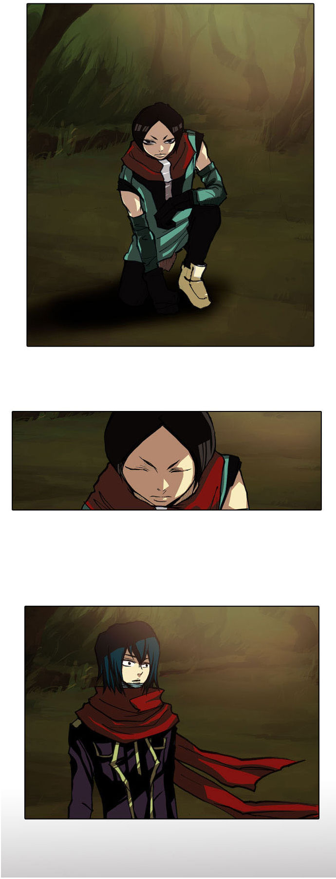 Son Yeon Jeon (Limit) 30 Page 2