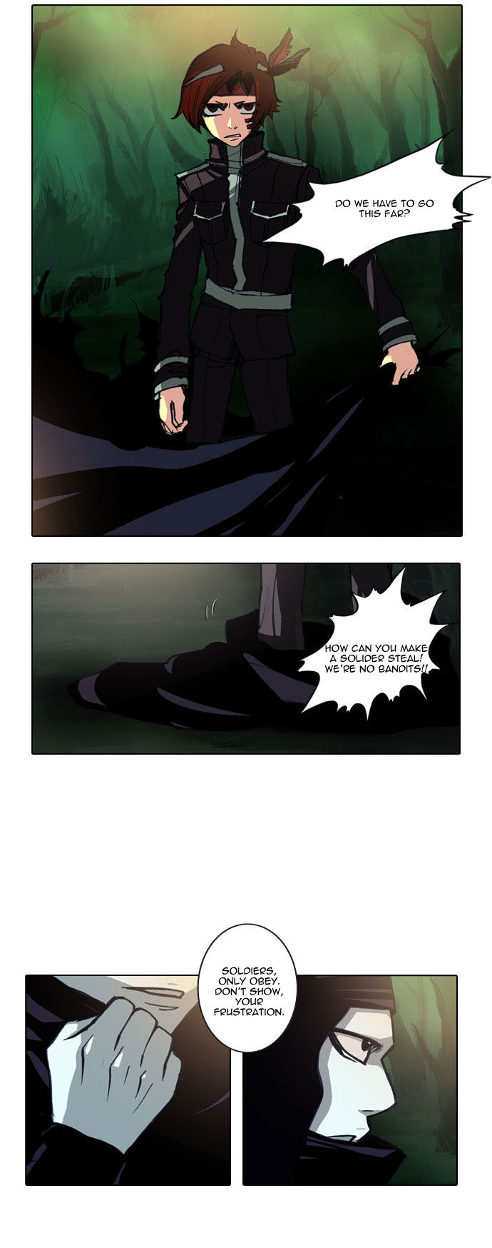 Son Yeon Jeon (Limit) 36 Page 3