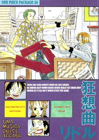 One Piece dj - Una Música Dolce Tocaba