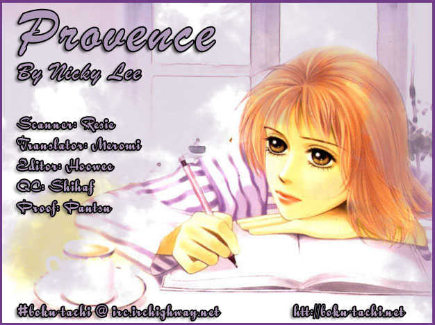 Provence 4 Page 1
