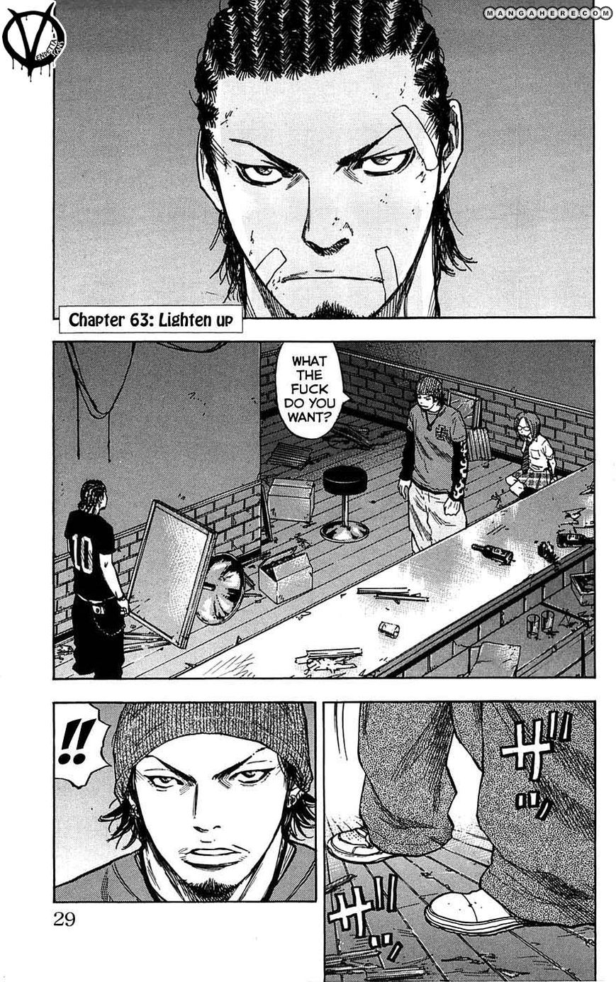 Clover (TETSUHIRO Hirakawa) 63 Page 2