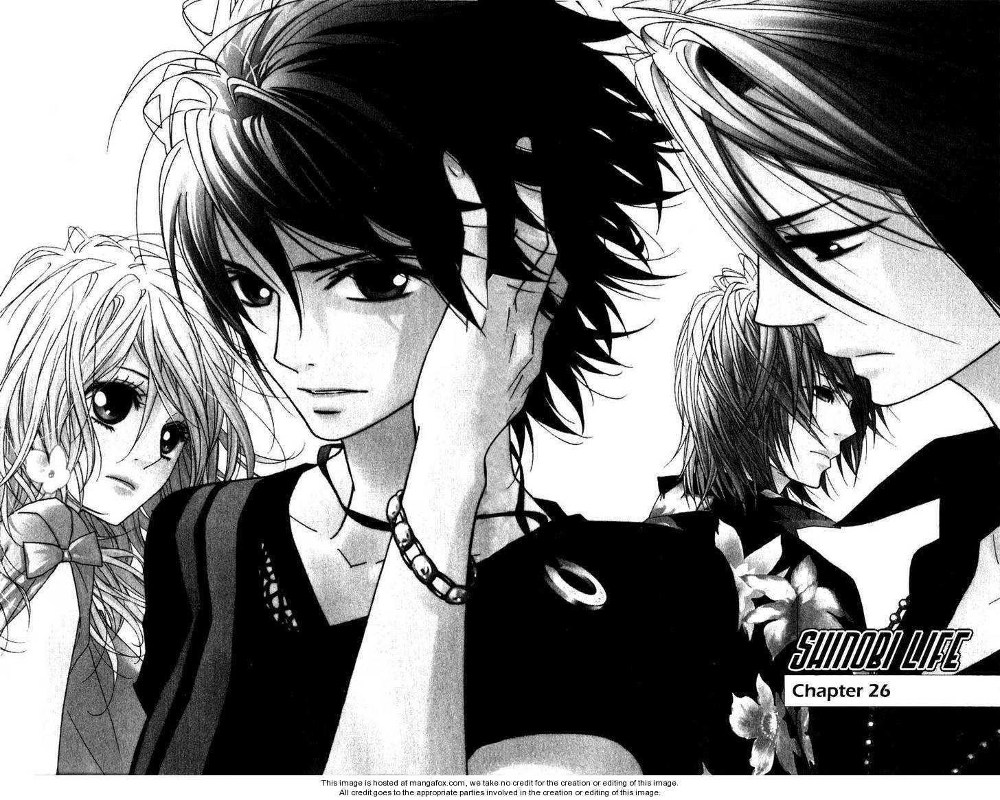 Shinobi Life 26 Page 2