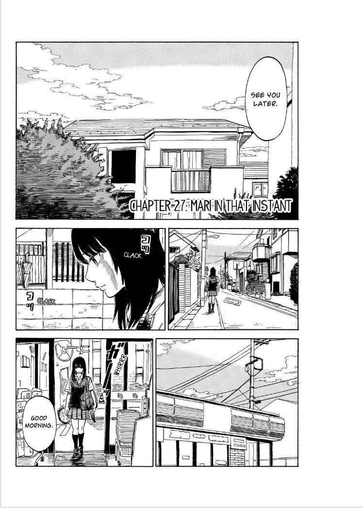 Boku wa Mari no Naka 27 Page 2