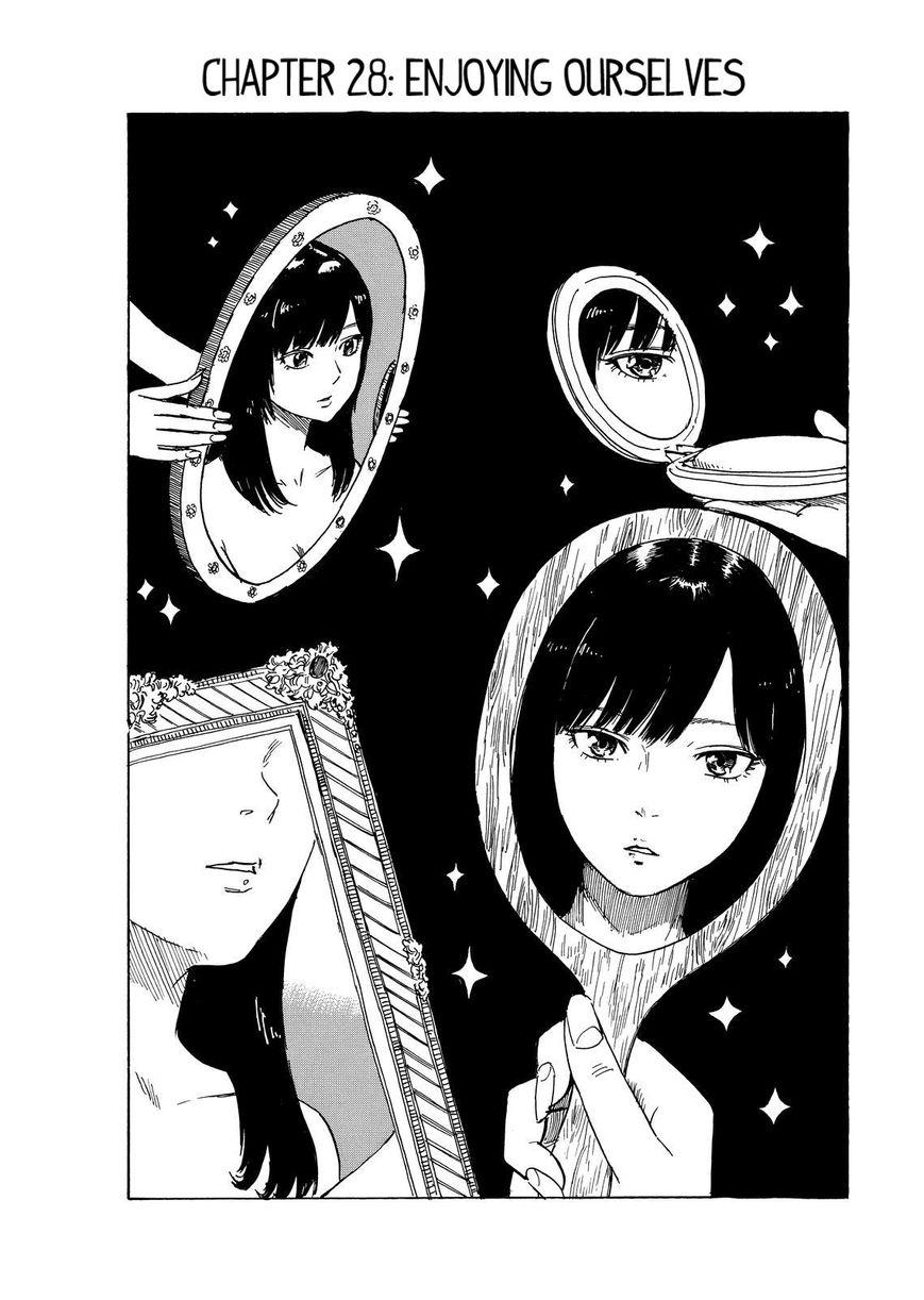 Boku wa Mari no Naka 28 Page 1