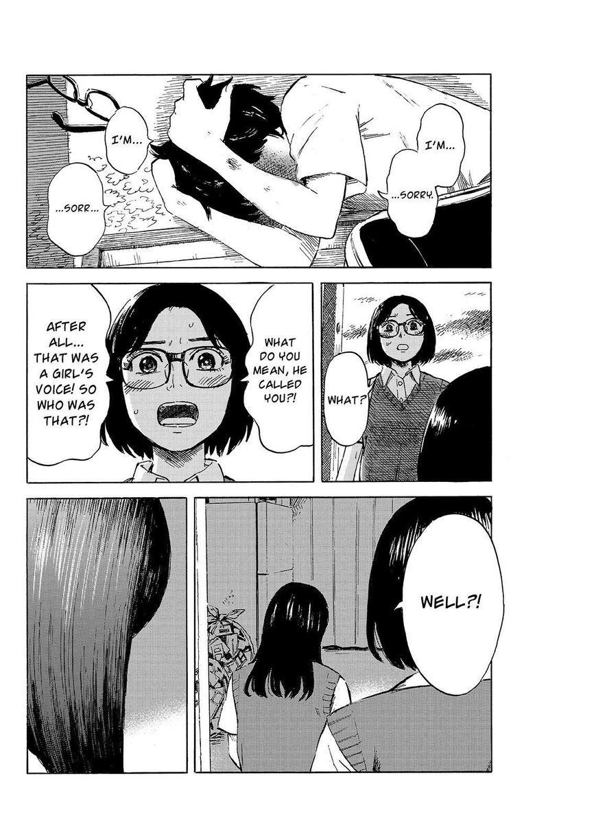 Boku wa Mari no Naka 49 Page 2