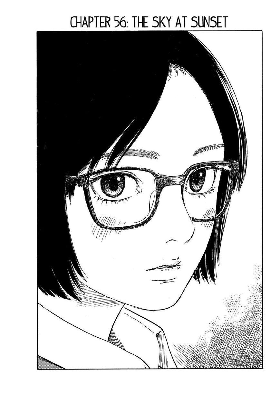 Boku wa Mari no Naka 56 Page 1