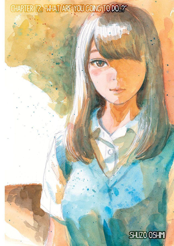 Boku wa Mari no Naka 72 Page 1