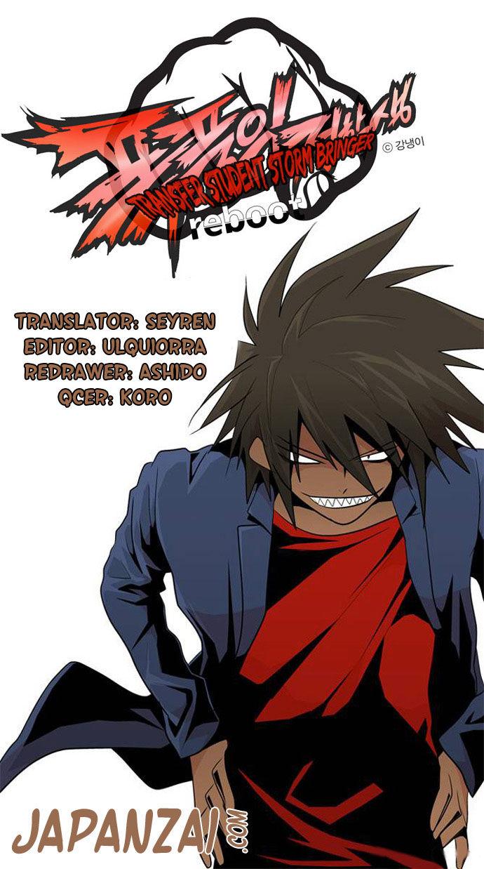 Transfer Student Storm Bringer Reboot 9 Page 1