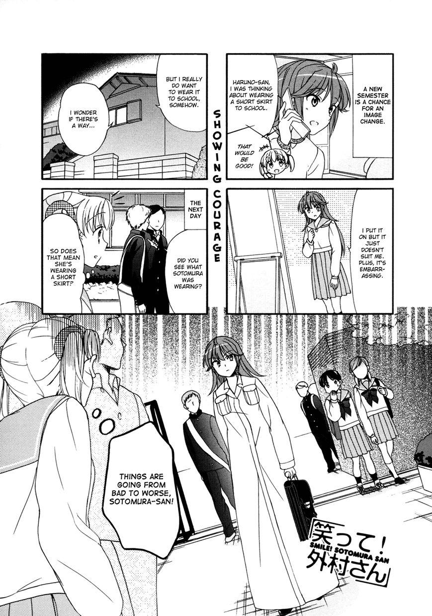 Waratte! Sotomura-san 33 Page 1