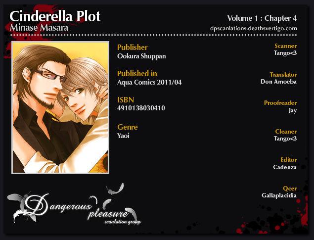 Cinderella Plot 4 Page 1