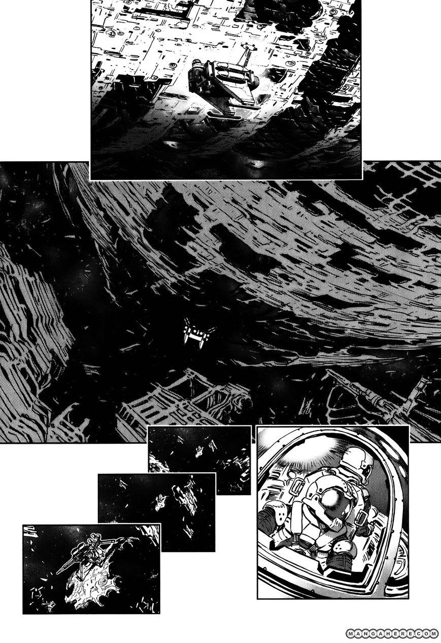 Kidou Senshi Gundam Thunderbolt 4 Page 2