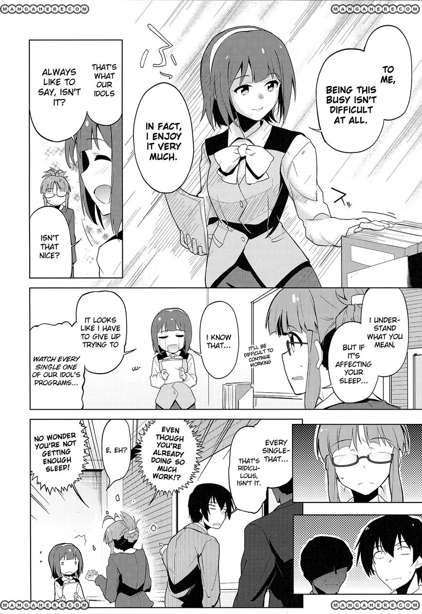 The Idolm@ster 2: The World Is All One!! 16 Page 2
