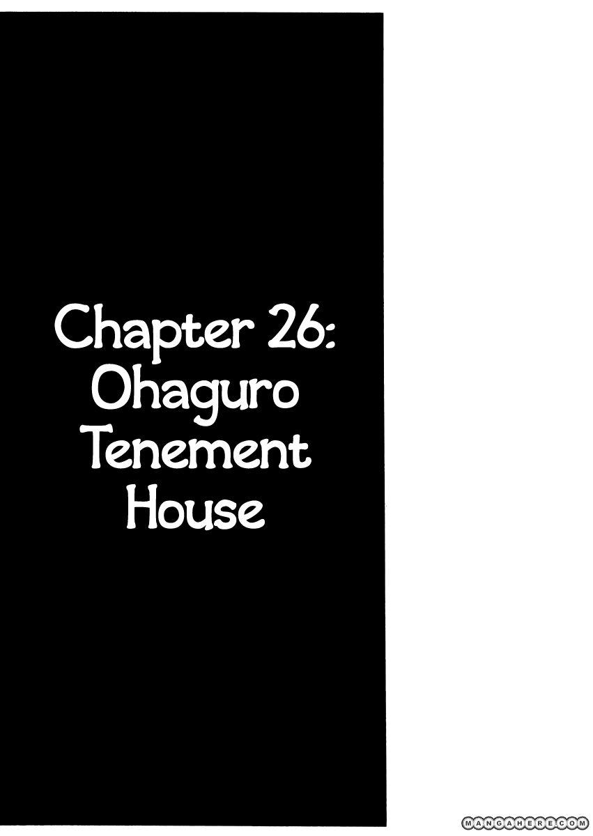 Sabu to Ichi Torimonohikae 26 Page 1