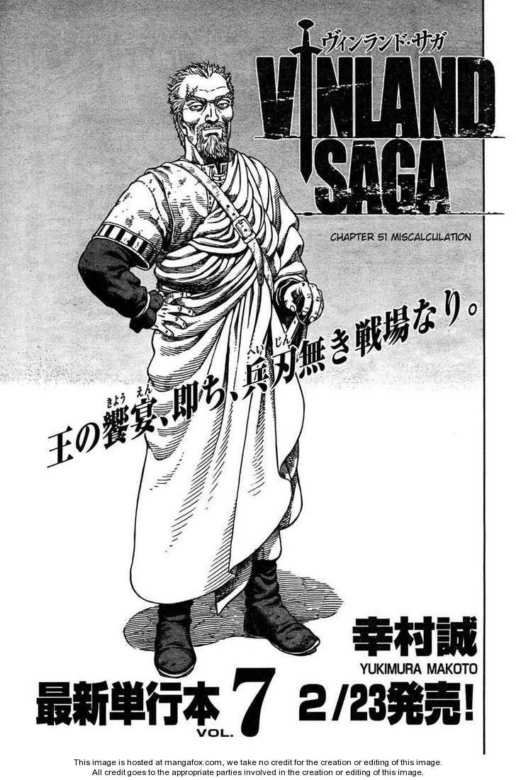 Vinland Saga 51 Page 1