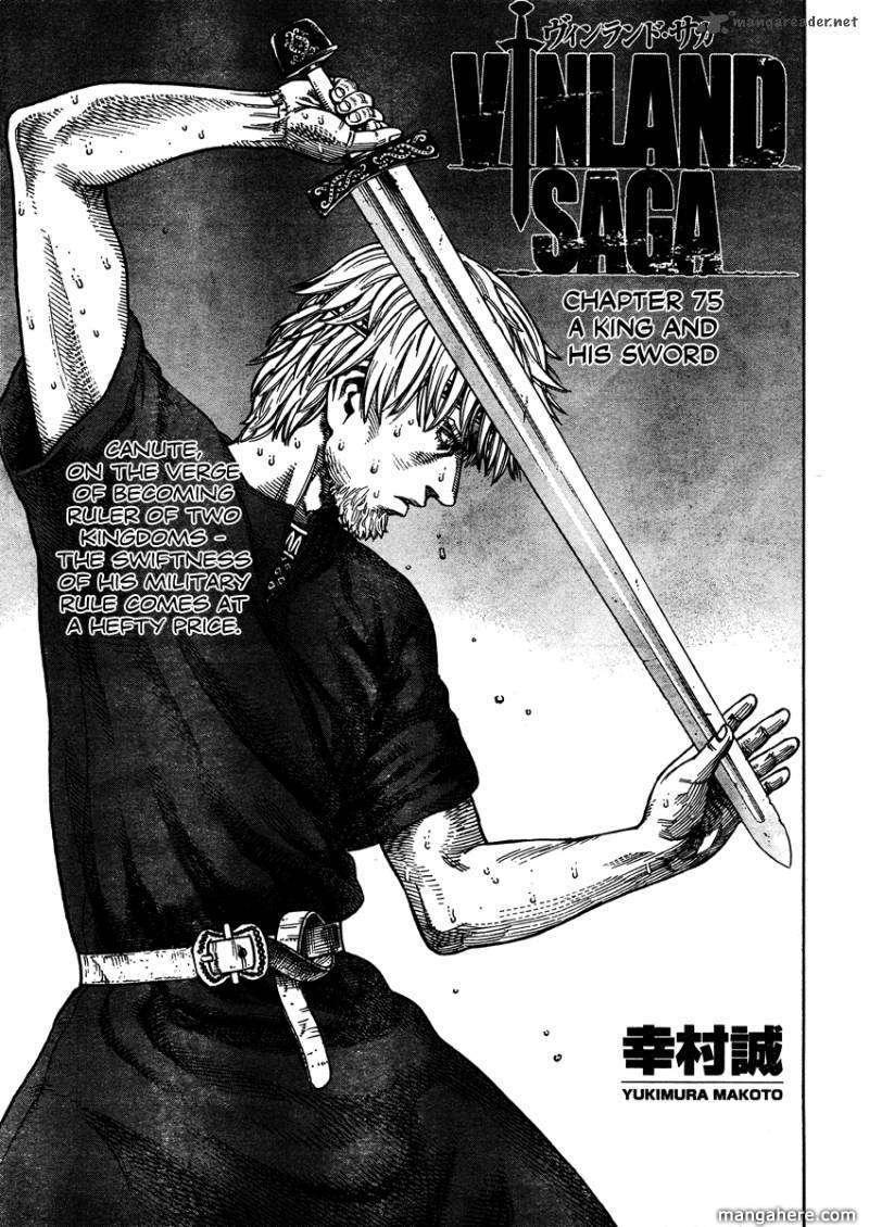 Vinland Saga 75 Page 1