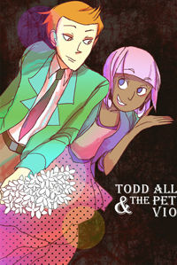 Todd Allison And The Petunia Violet