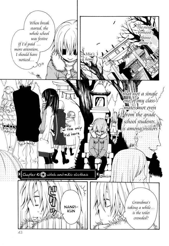 Boku no Ushiro ni Majo ga Iru 10 Page 2