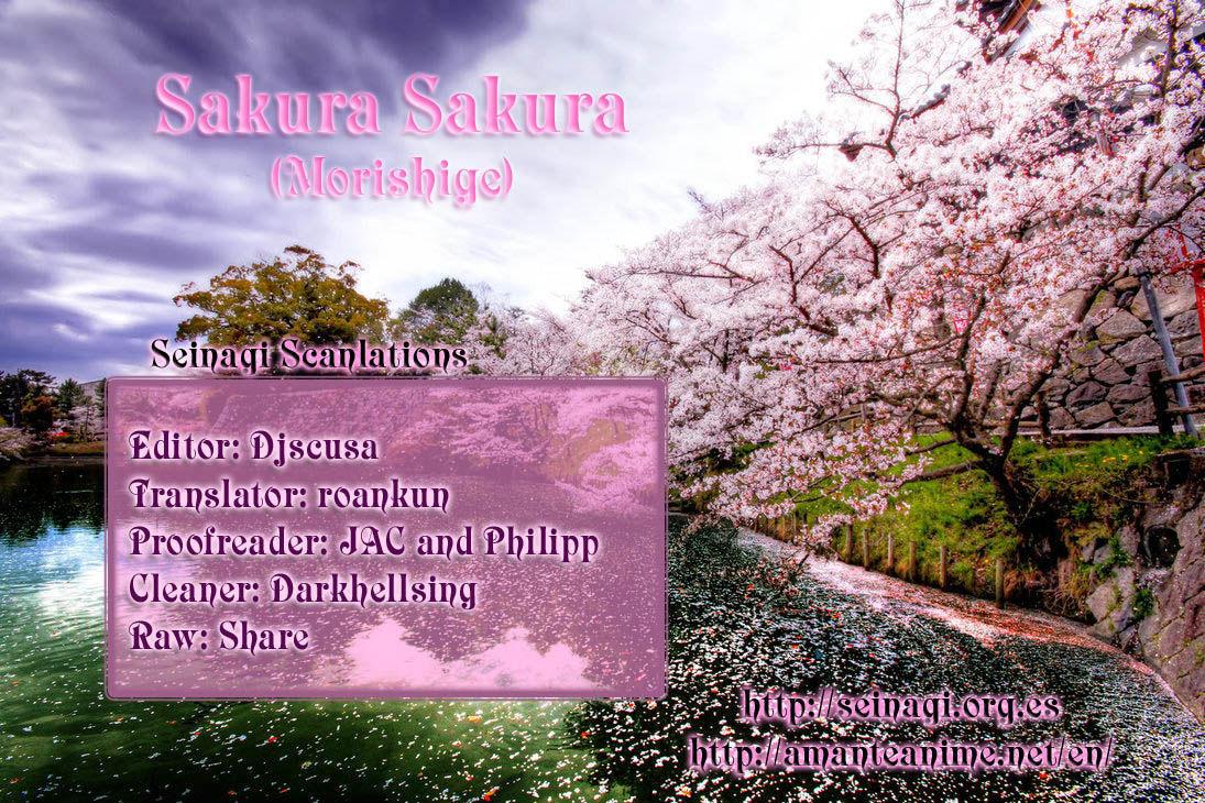 Sakura Sakura (Morishige) 9 Page 1