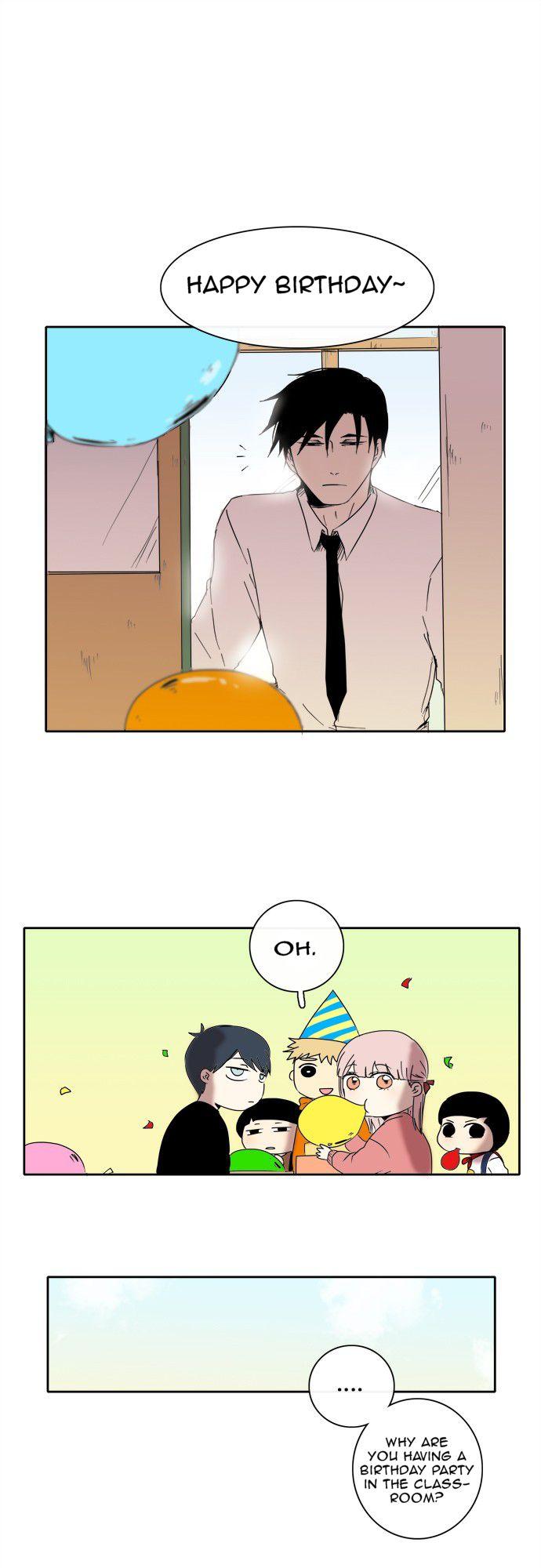The Children's Teacher, Mr. Kwon 15 Page 2