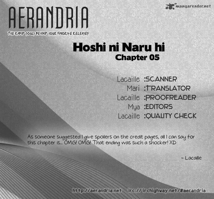 Hoshi ni Naru Hi 5 Page 2