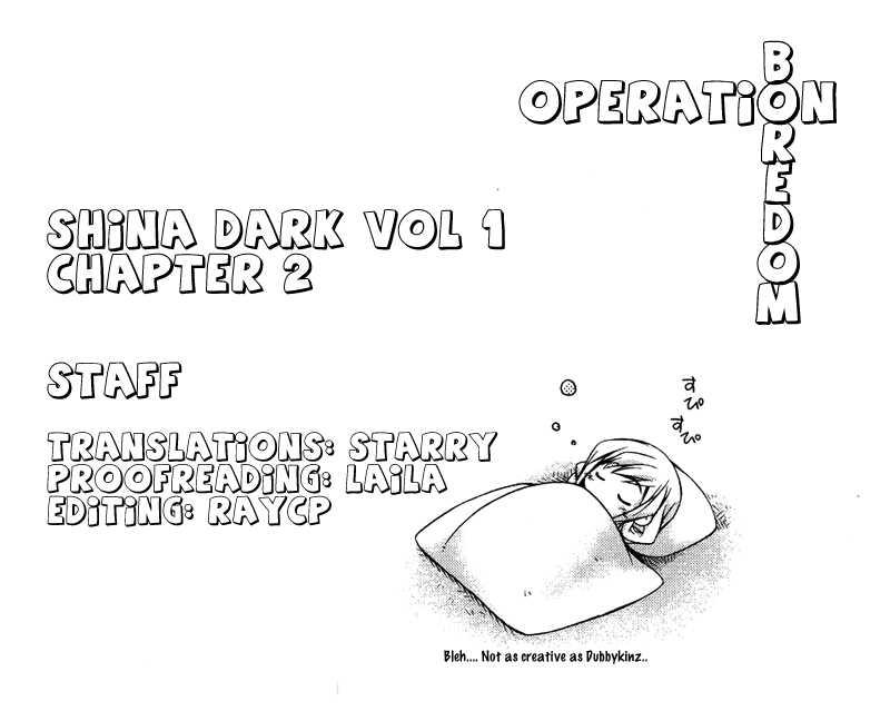 Shina Dark 2 Page 1