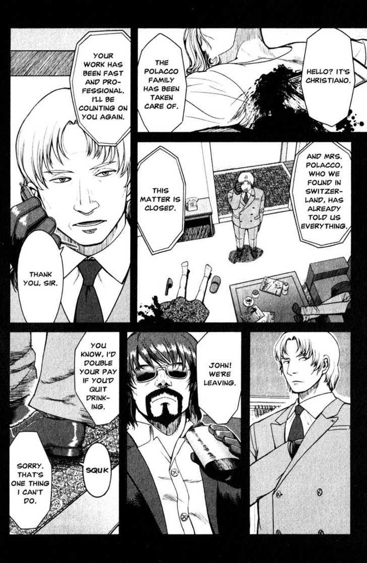 Gunslinger Girl 25 Page 4