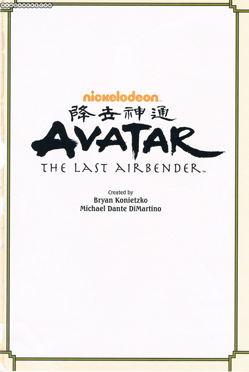 Avatar: The Last Airbender - The Promise 3 Page 2