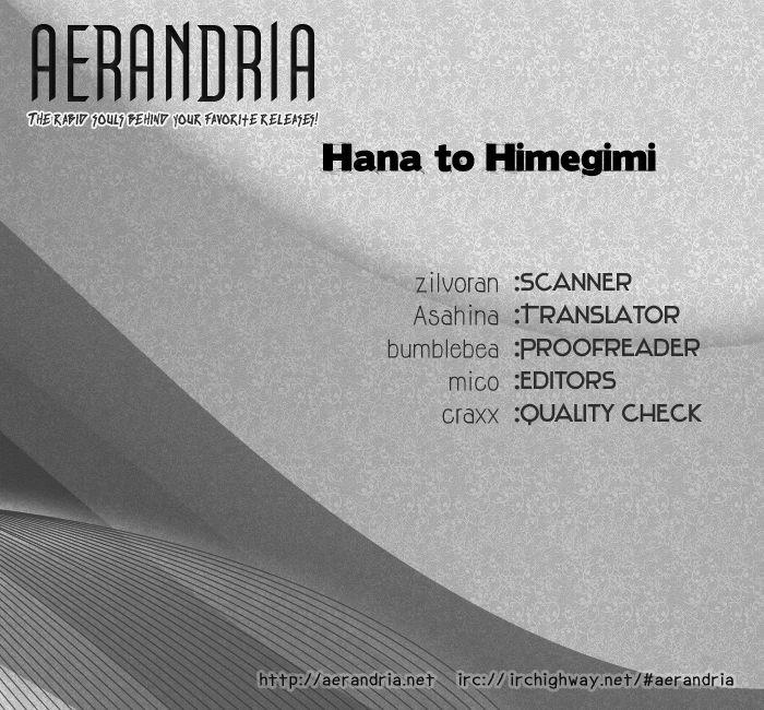 Hana to Himegimi to Akuma no Vivian 1 Page 2