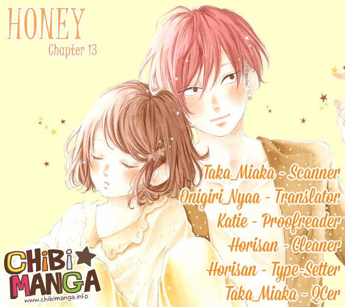 Honey (MEGURO Amu) 13 Page 2