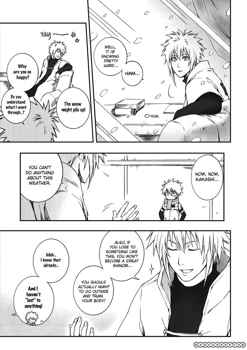 Naruto dj - Sazanka 1 Page 5