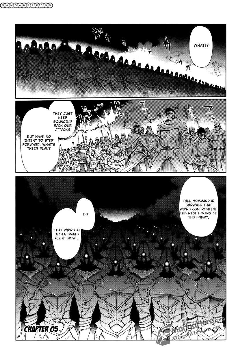 Shakugan no Shana X Eternal Song 5 Page 2