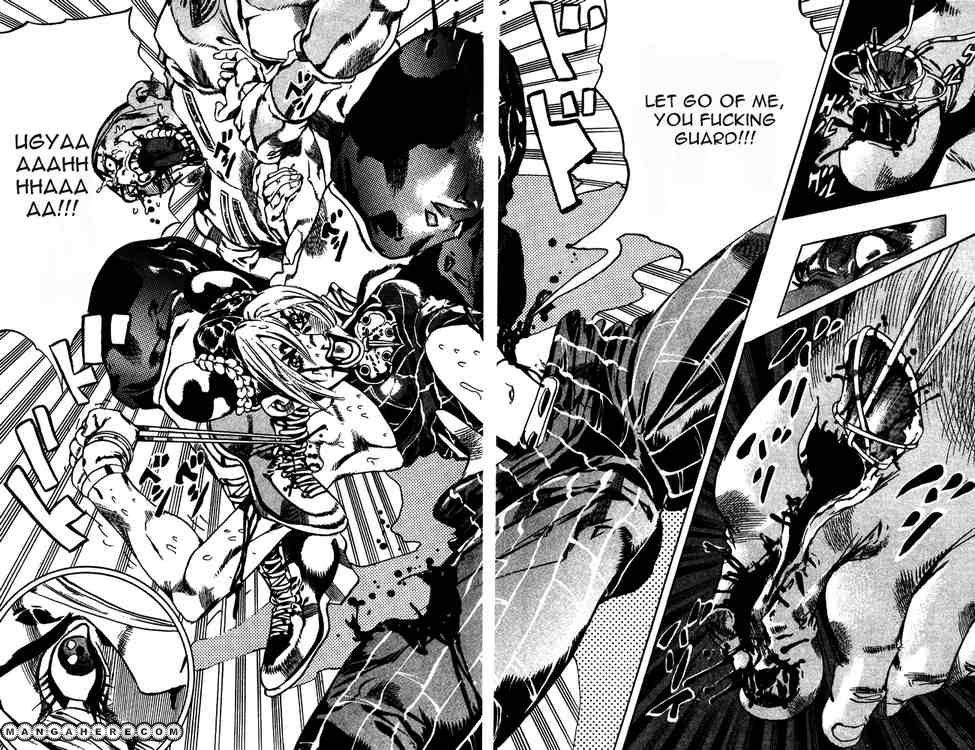 JoJo's Bizarre Adventure Part 6: Stone Ocean 65 Page 2