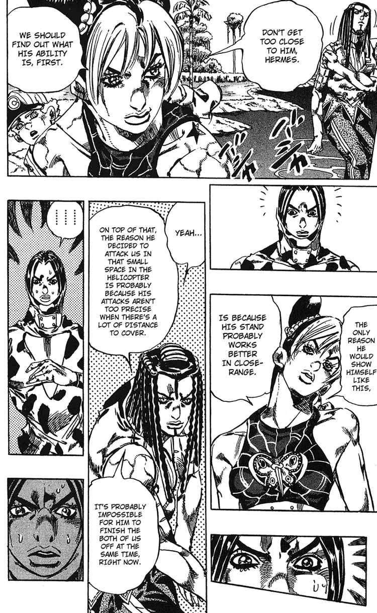 JoJo's Bizarre Adventure Part 6: Stone Ocean 114 Page 3